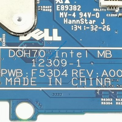 Dell Inspiron 17 7737 DOH17 12309-1 Motherboard
