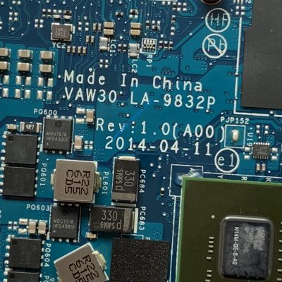 Dell Latitude E5440 VAW30 LA-9832P Motherboard