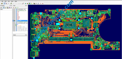 Lenovo ThinkPad L480 EL480/EL580 NM-B461 BoardView