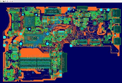 Lenovo ThinkPad L470 DL470 NM-B021 BoardView