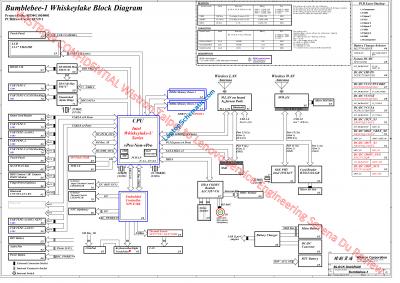 Lenovo ThinkPad X390 Schematic