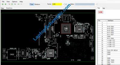 Lenovo ThinkPad E40 Intel Discrete GC5 BoardView