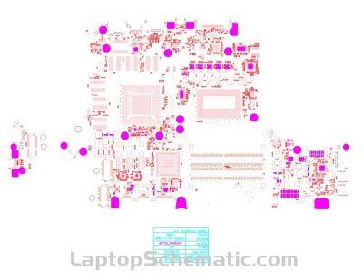 Dell Alienware 13 R3 LA-D581P BAP00 Component Finder