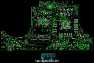 Dell Alienware 17 R4 Alienware 15 R3 LA-D751P Boardview