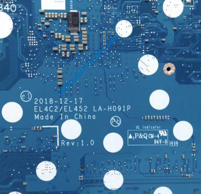 EL4C2/EL452 LA-H091P Motherboard