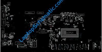 Thinkpad T490S X390 NM-B891 BoardView