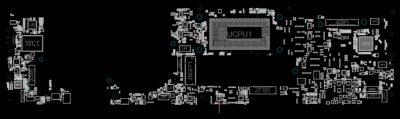 Dell XPS 9380 - LA-E672P Boardview (.CAD)