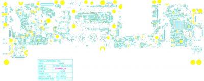 LA-F292P Boardview PDF