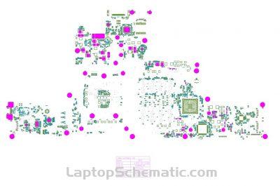 Dell Alienware Area-51M Schematic & Boardview DDQ70 LA-G881P