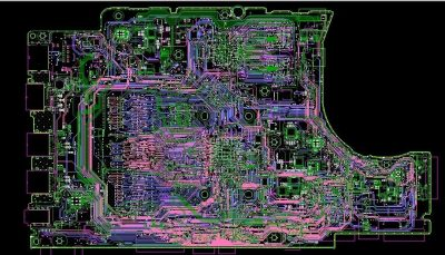 Dell Inspiron 15 5565 Schematic & Boardview BAL23 LA-D804P