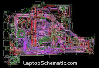 Dell Inspiron 3180 3185 17876-1 AMD Schematic & Boardview