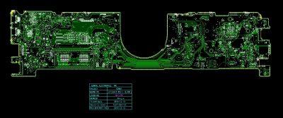 Dell Latitude 7400 2-in-1 Schematic & Boardview EDB41 LA-G441P