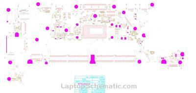 Dell Latitude E7270 E7470 Schematic & Boardview AAZ50 LA-C451P