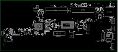 Lenovo Thinkpad T570 Schematic Diagram, Wistron LTS-1 16820-1